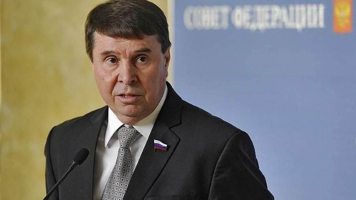 Цеков заявив, що Україна в будь-якому випадку забере військову техніку з Криму