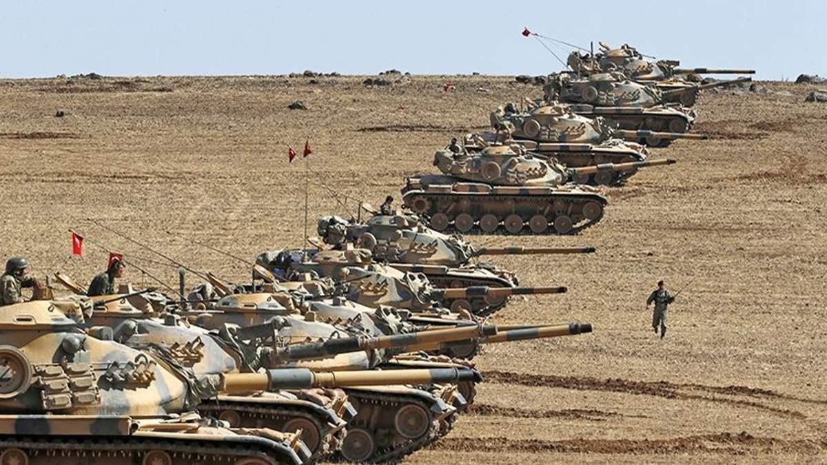 """Путін дав """"зелене світло"""" на спецоперацію Туреччини проти курдів"""