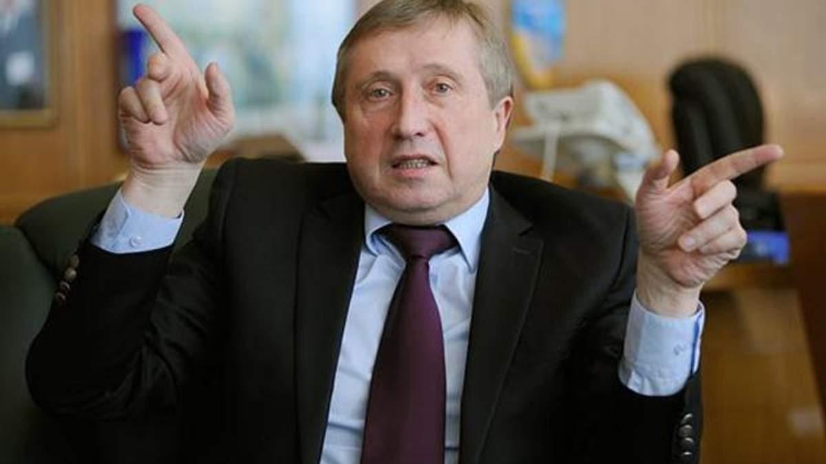 """Голова наглядової ради """"Укроборонпрому"""" Михайло Згуровський"""