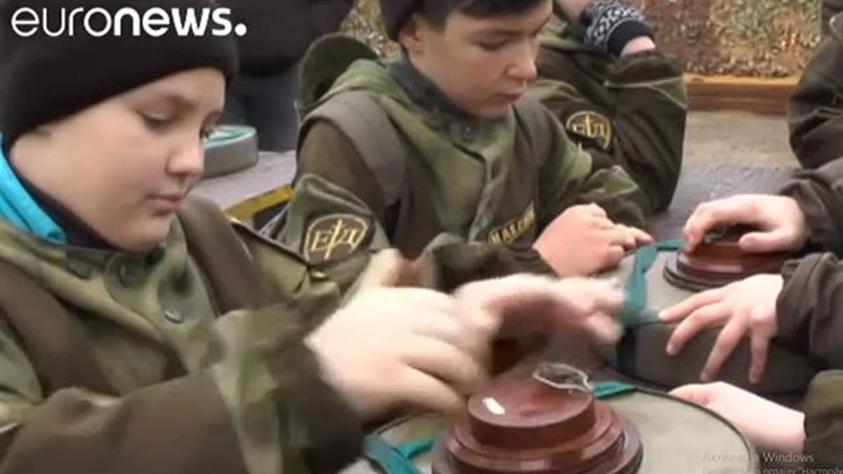 Телеканал Euronews показал пропагандистский сюжет про Крым