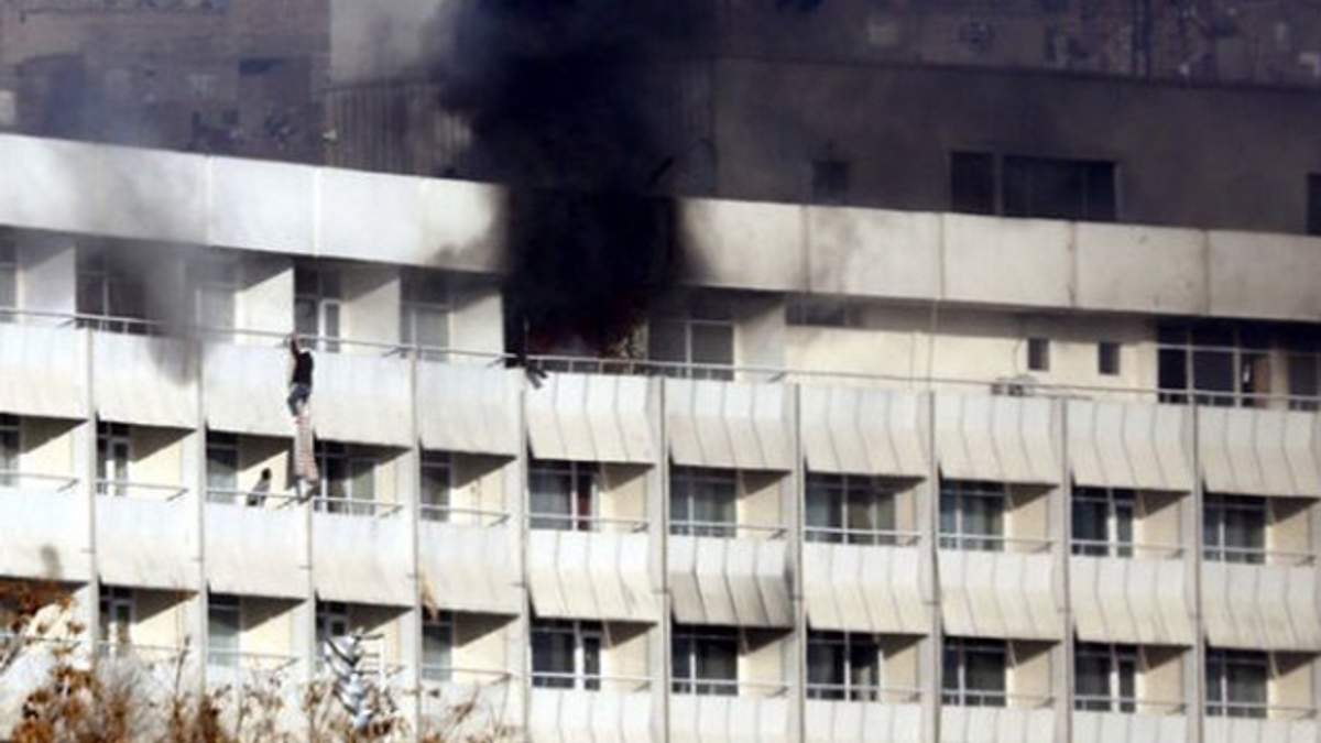 Теракт у готелі Кабула: в Афганістані затримані кілька підозрюваних