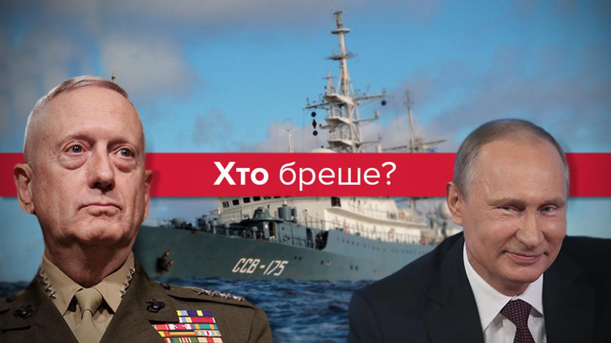 Як Росія хоче зробити США головною загрозою світовій безпеці