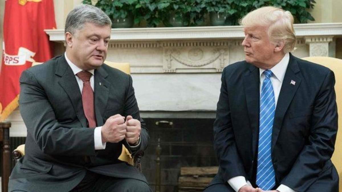 Каких решений могут достичь Трамп и Порошенко в Давосе: мнение эксперта