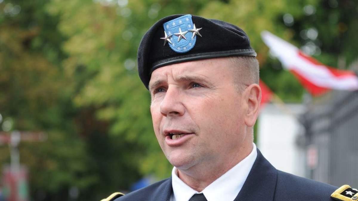 Це на експорт? – американського генерала здивували дії України в оборонній сфері