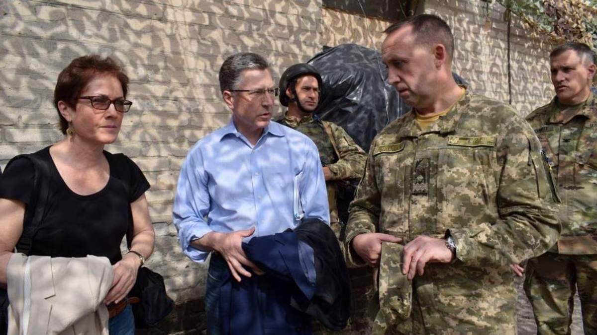 Волкер: Закон о реинтеграции Донбасса ничего не изменит