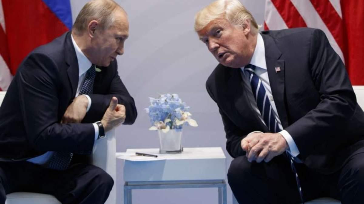 США хочуть зберегти обличчя Путіну, – експерт