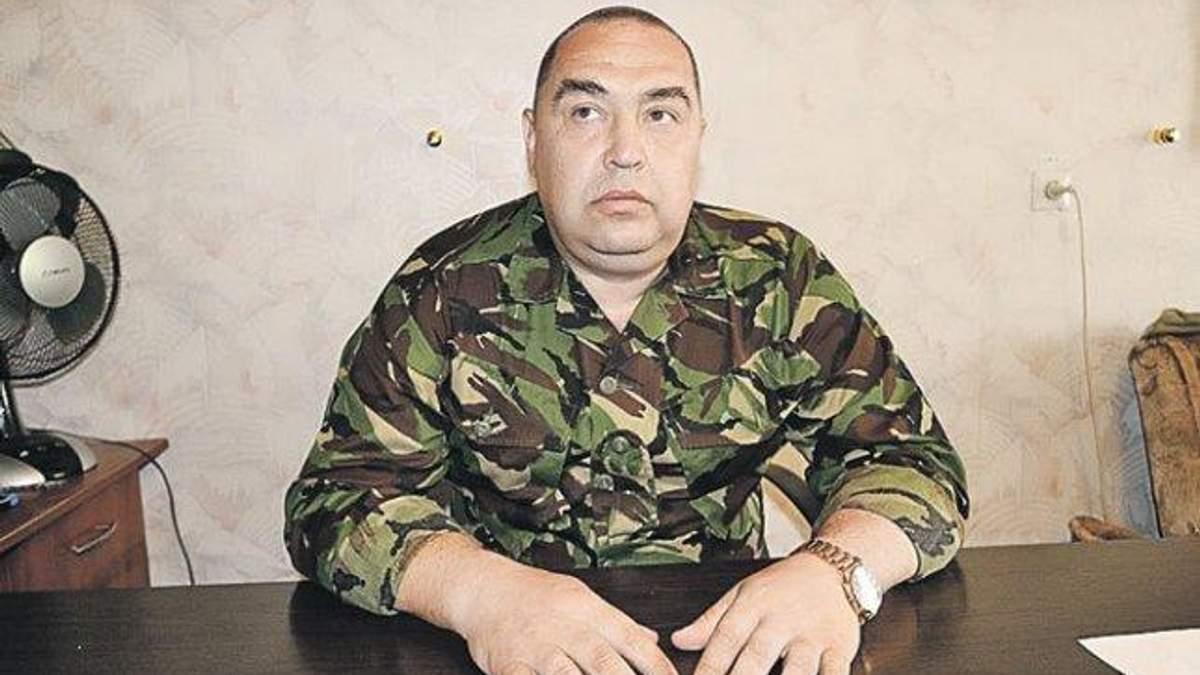 Игорь Плотницкий арестован, – российские СМИ
