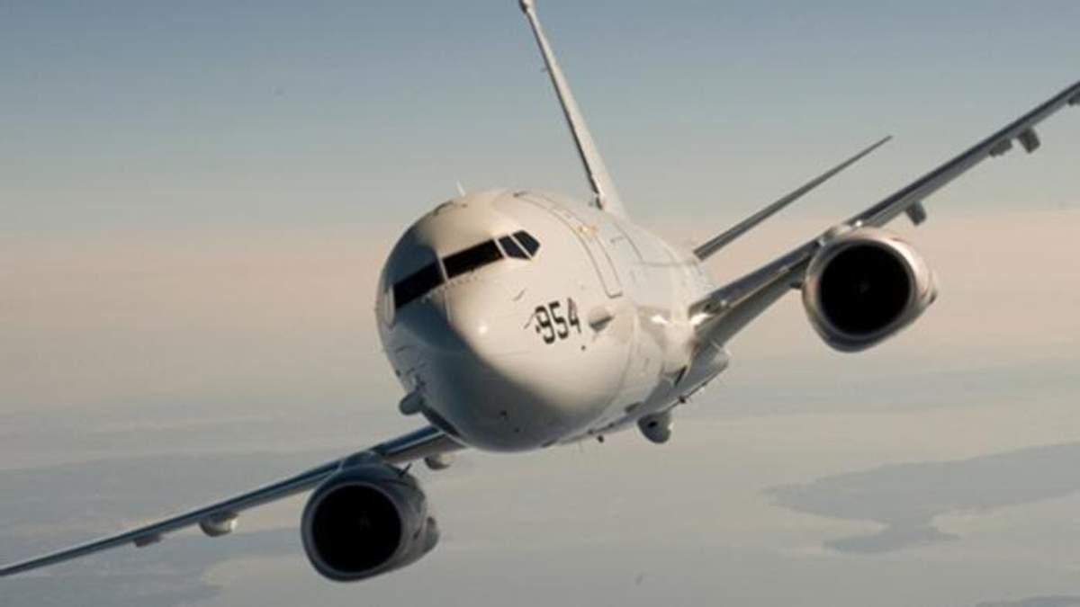 Розвідувальний літак США