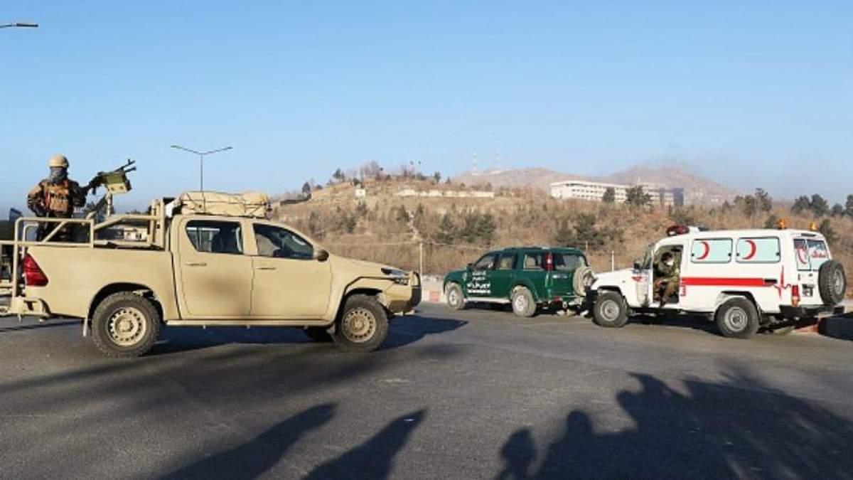 У Кабулі знову теракт