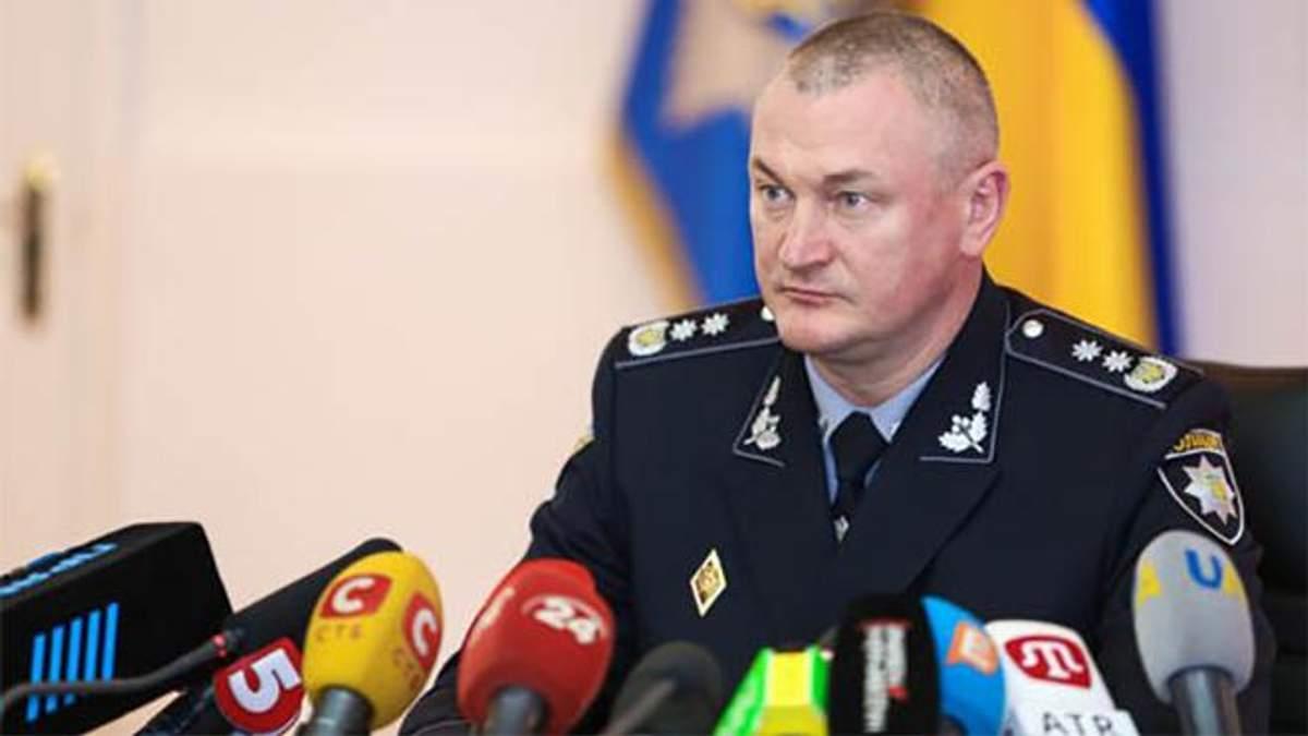 Мы раскрыли 90% убийств в прошлом, – глава Нацполиции Князев