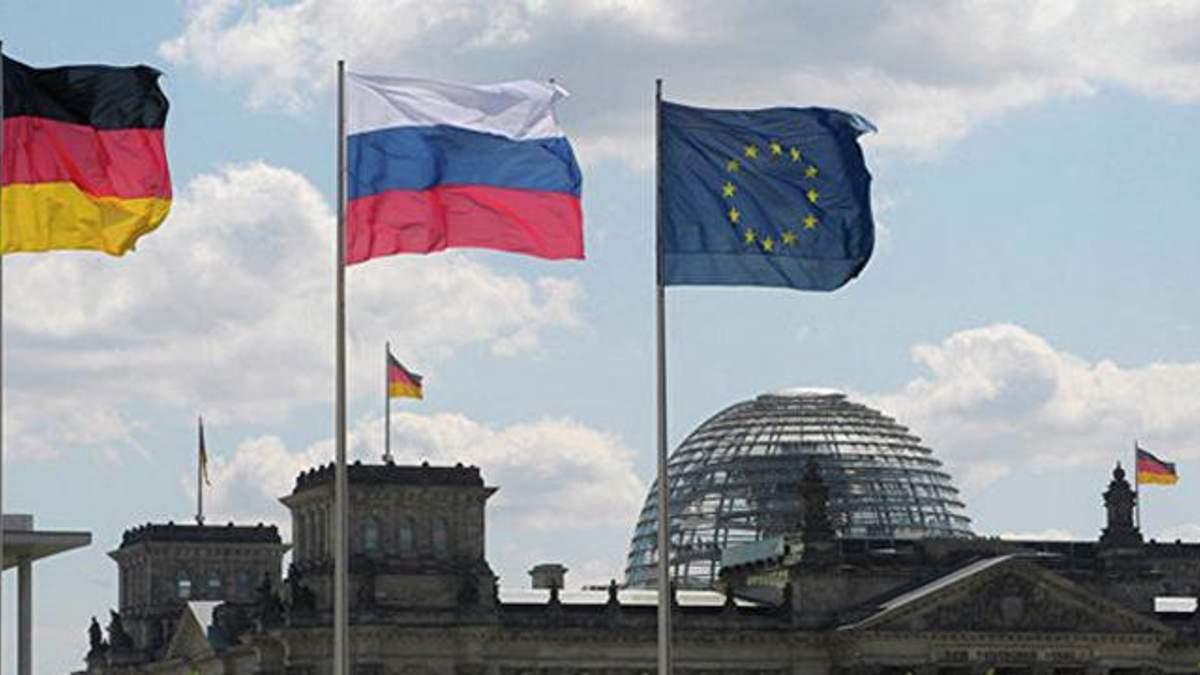 """У Німеччині санкції проти РФ назвали """"мертвою конякою"""""""