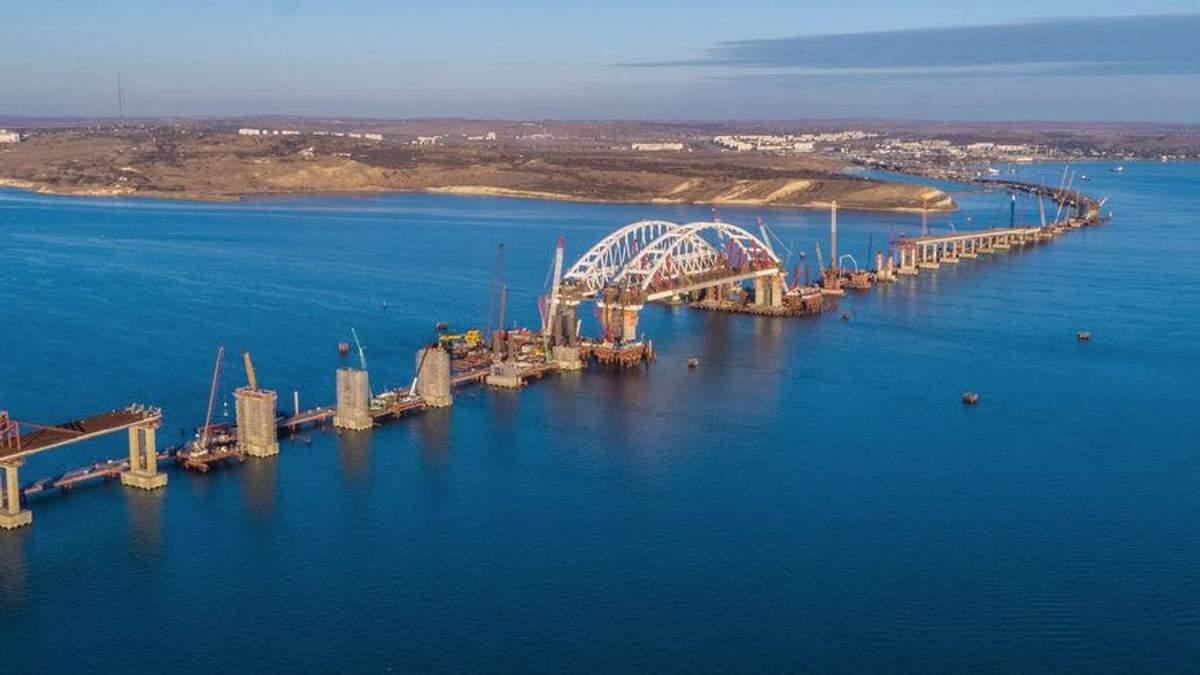 Генерал пояснив стратегічну мету Путіна з Керченським мостом