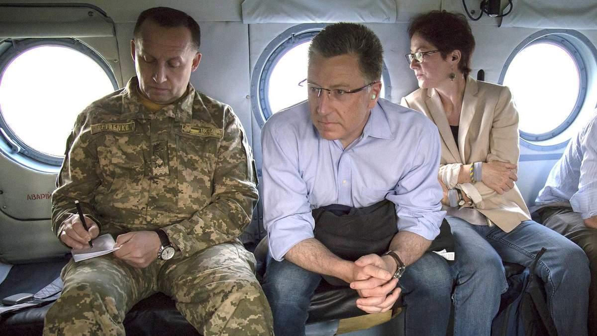 Волкер розкрив плани Кремля щодо миротворців на Донбасі