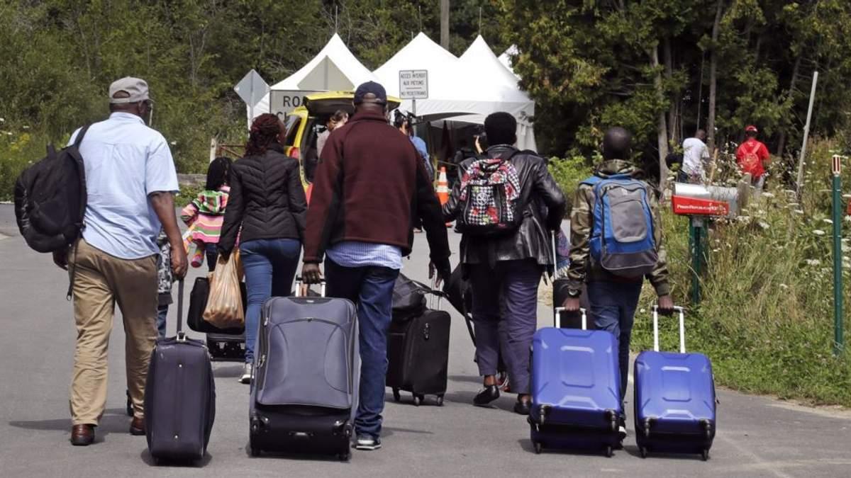 """США скасовують """"чорний список"""" країн-біженців"""
