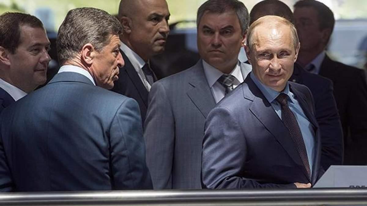 """У Путина прокомментировали """"кремлевский список"""" от США"""