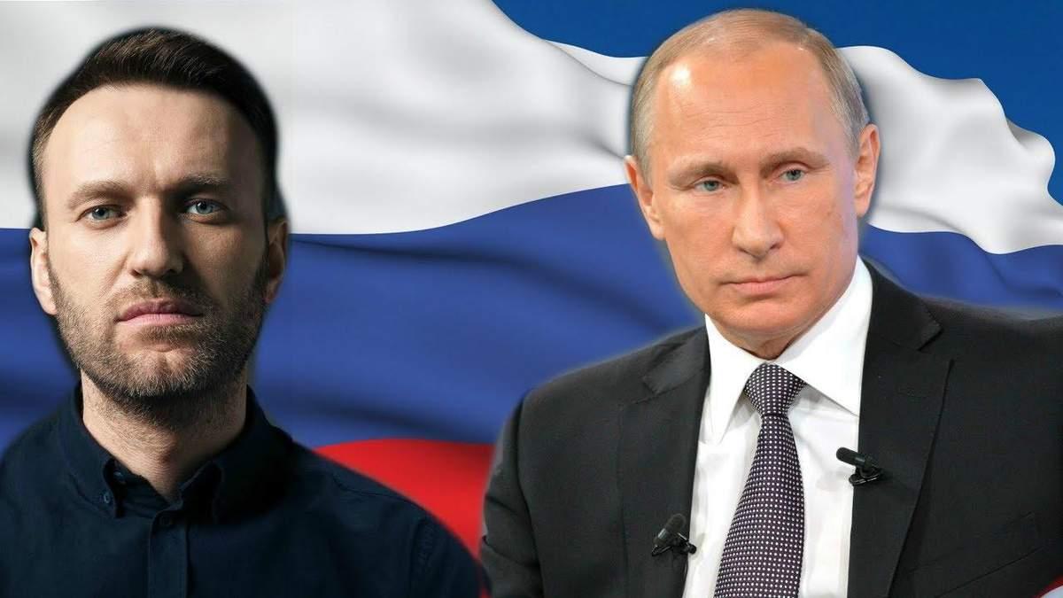 Навальний може зіпсувати плани Путіна щодо президентських виборів