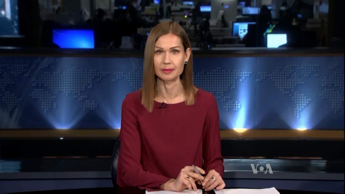 Голос Америки. Визит председателя ОБСЕ в Украину