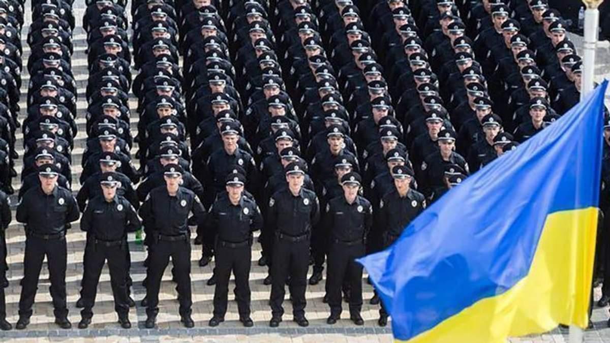 На сколько отличаются данные МВД от Нацполиции по количеству правоохранителей в Украине