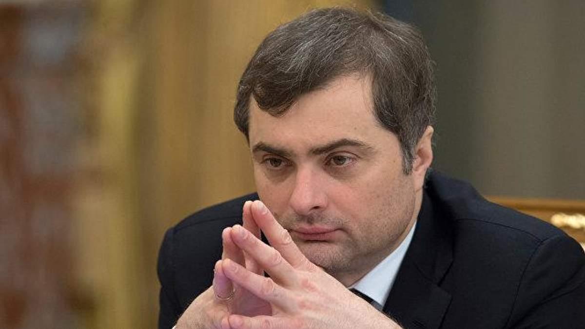 Владислав Сурков не говорить всієї правди про свої контакти з Куртом Волкером