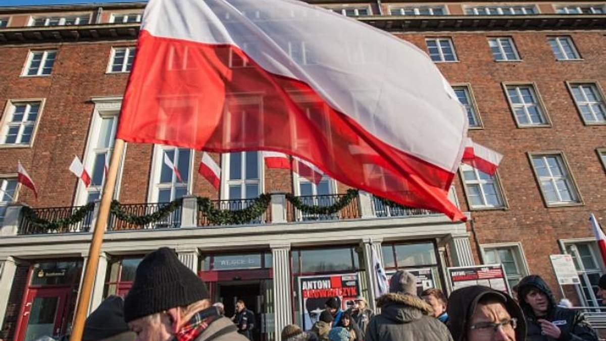 Через скандальний закон Польща зіпсувала відносини не лише з Україною
