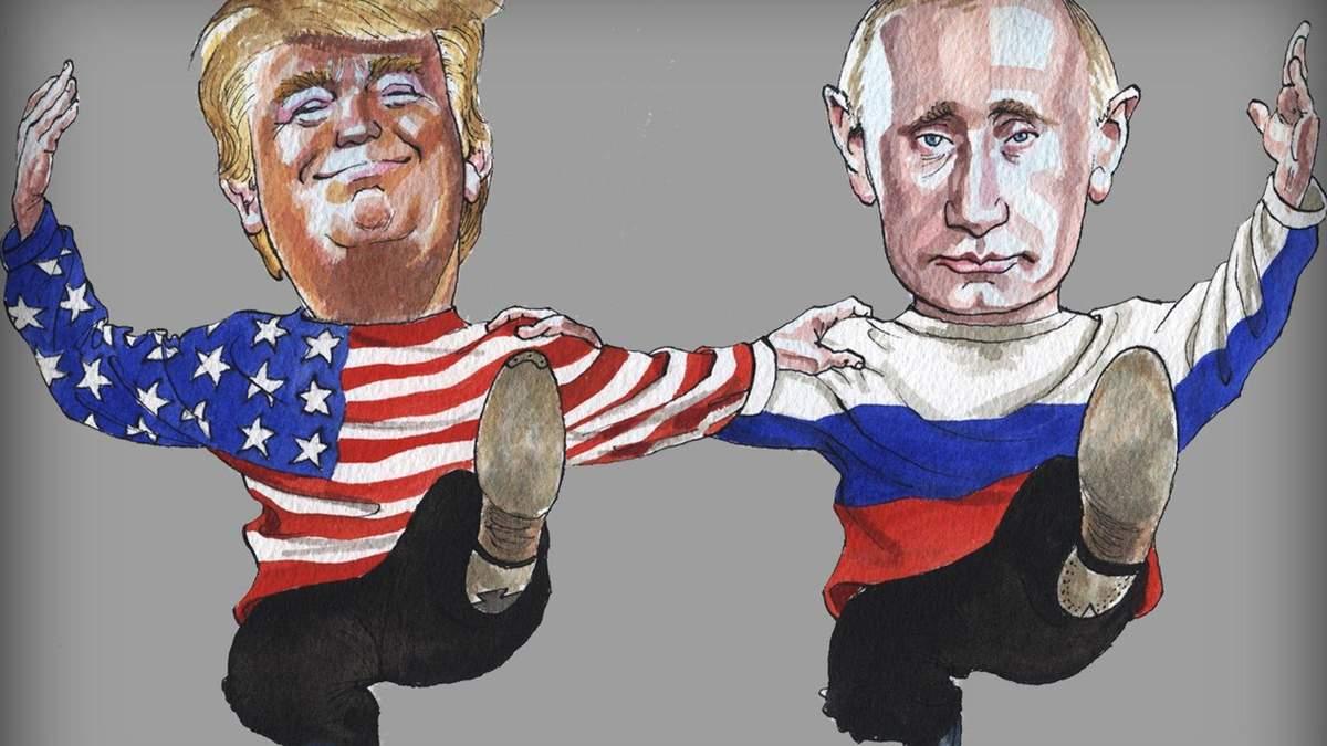 В чем схожесть Путина и Трампа?