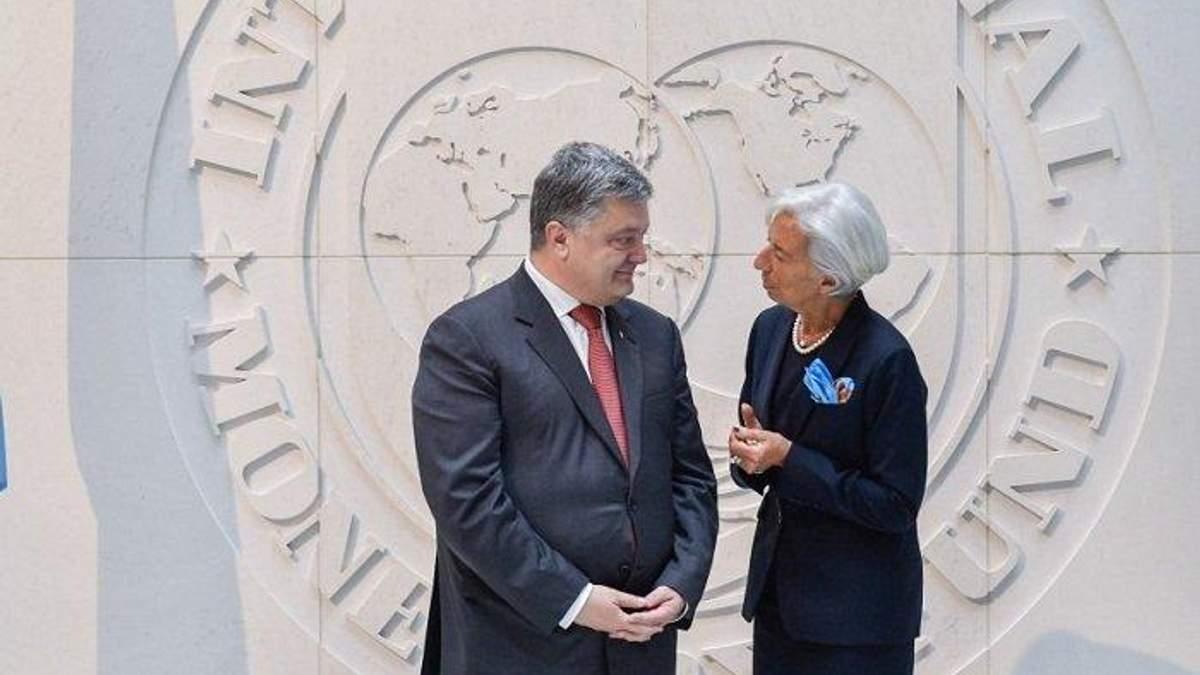 Демонстрація прогресу Україною МВФ уже не влаштує, йому потрібні конкретні зміни