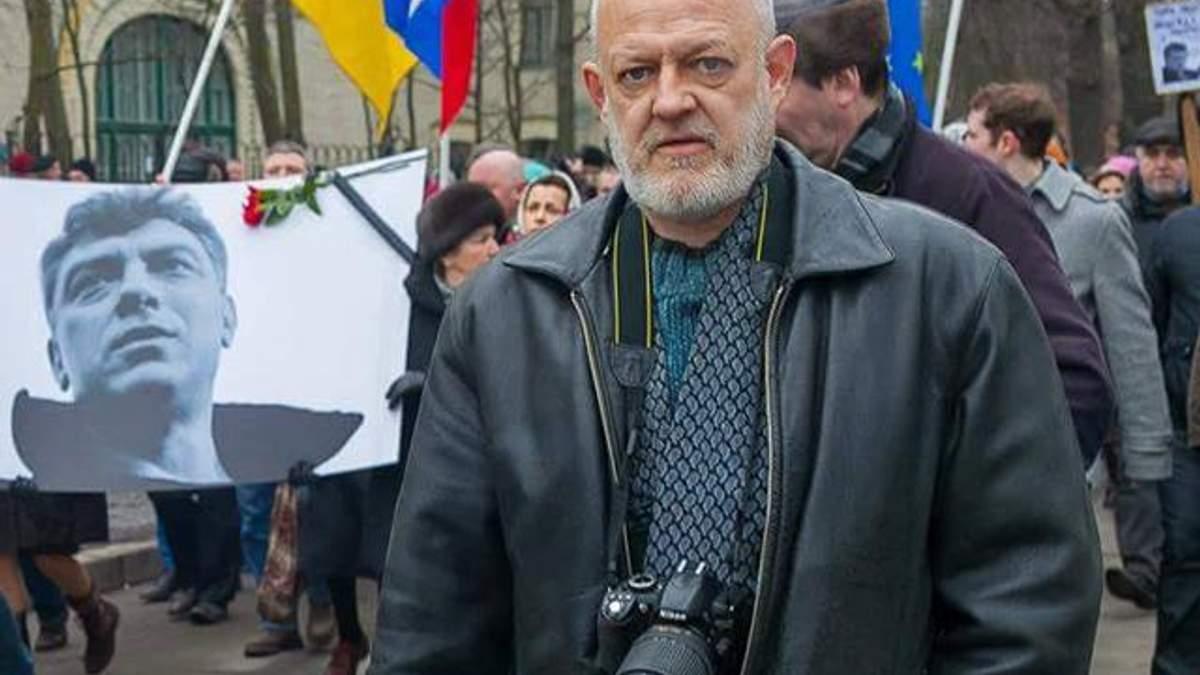 У Росії вбили опозиціонера Костянтина Сініцина