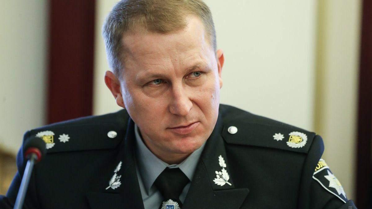 Аброськін анонсував створення нового підрозділу