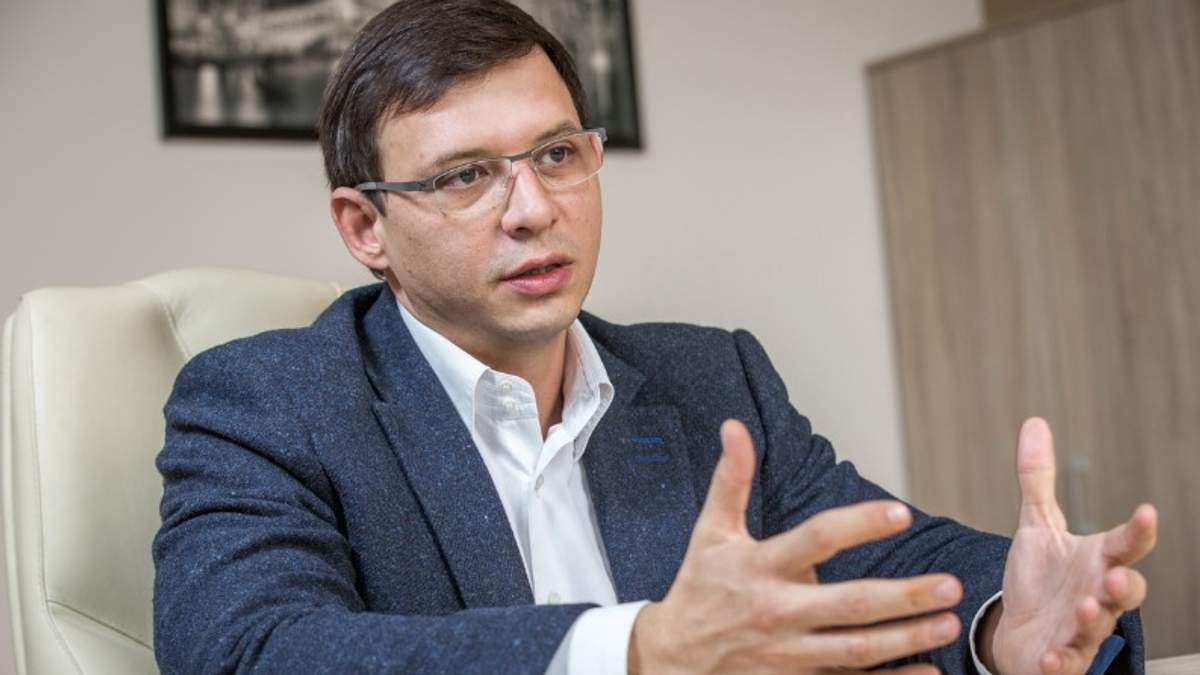 Євгена Мураєва бачили у Москві