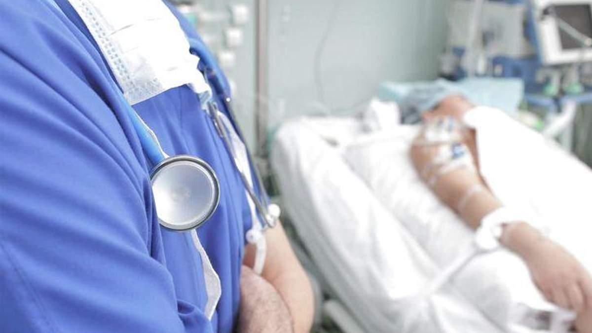 Один з поранених вчора бійців АТО перебуває у тяжкому стані