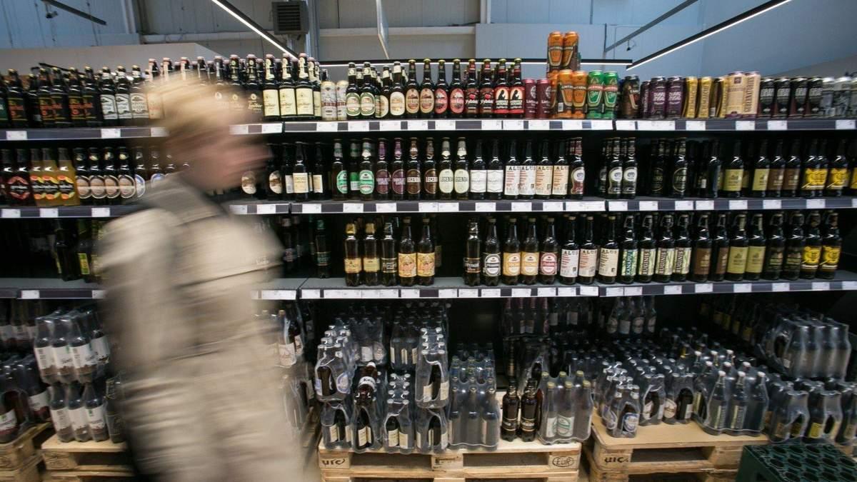 Ціни на алкоголь та сигарети зростуть