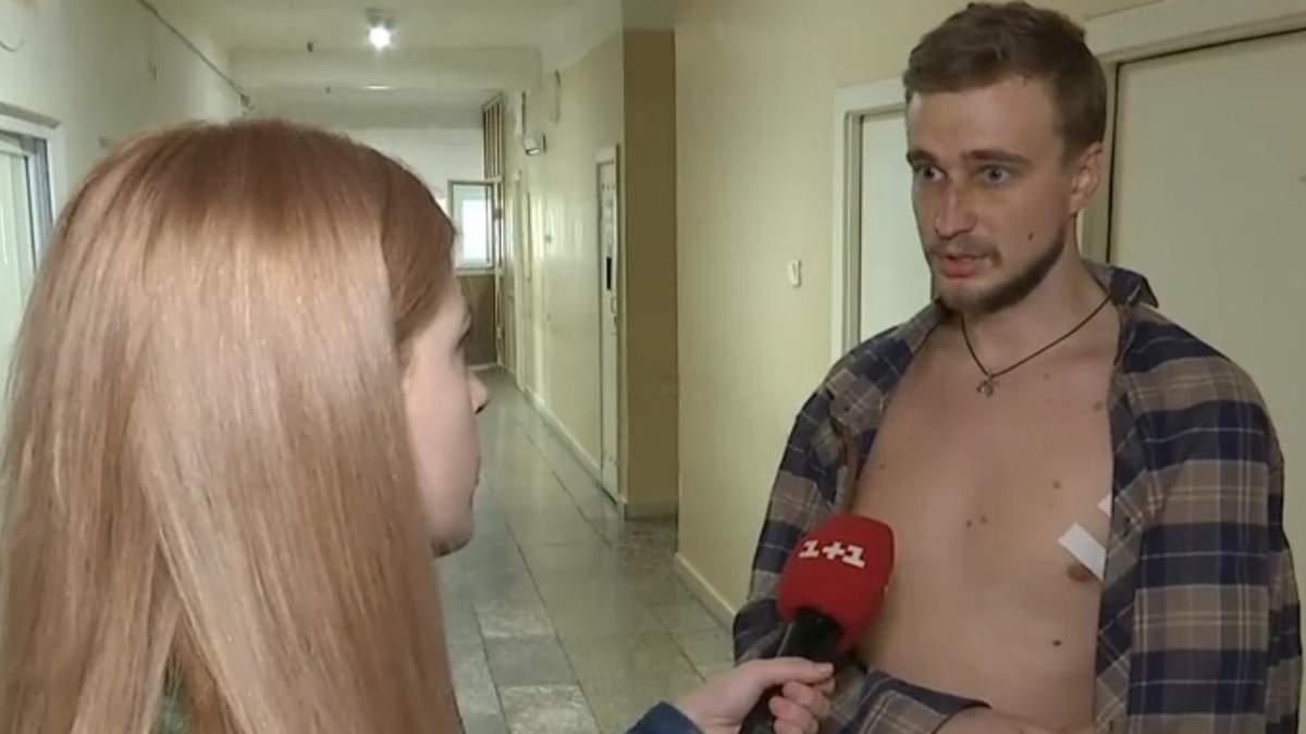 Молодого актора підрізали ножем у Києві