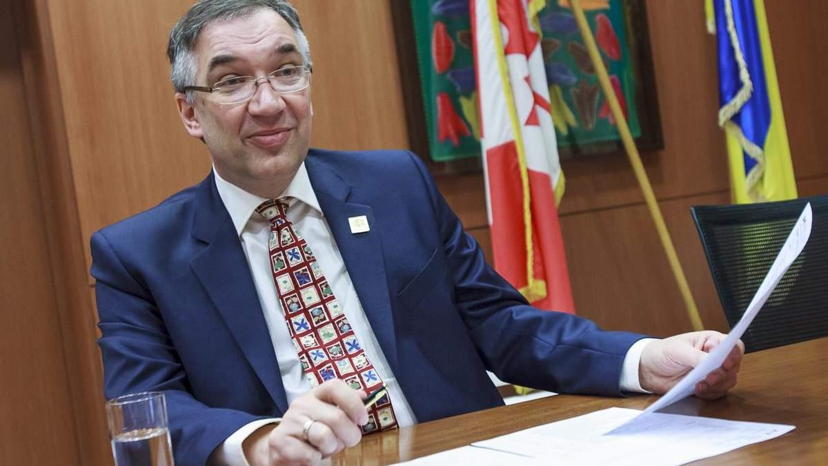 """Посол Канади застеріг Україну від наслідків створення """"Національних дружин"""""""