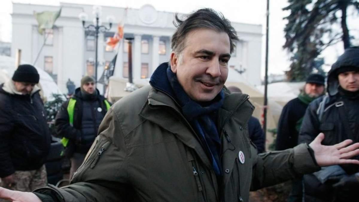 В чем настоящая угроза  Саакашвили для власти: мнение эксперта