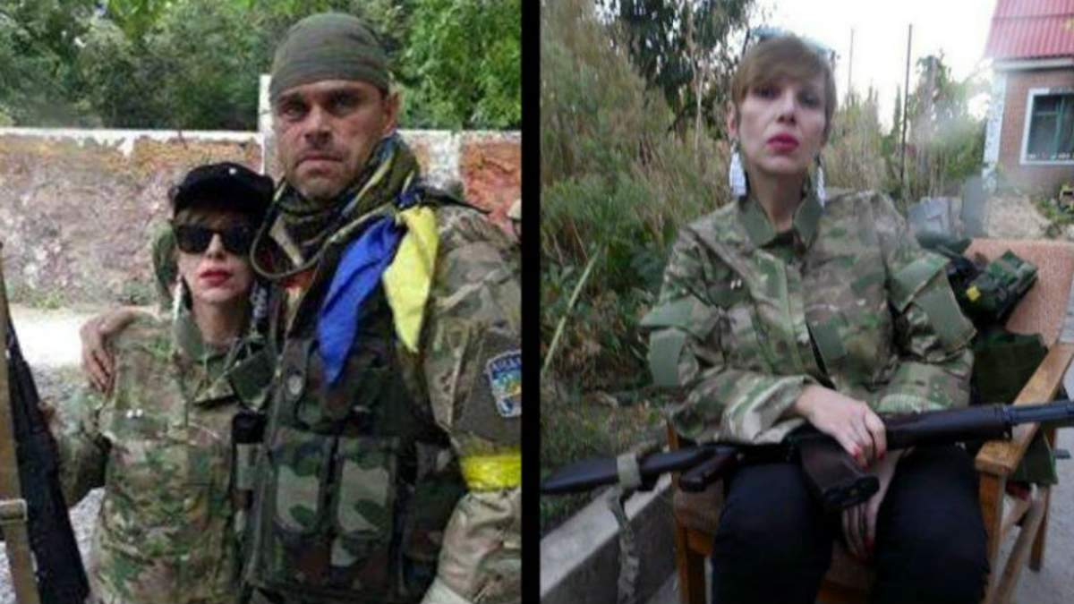 Покушение на Додо Гугешашвили - воевавшую на Донбассе