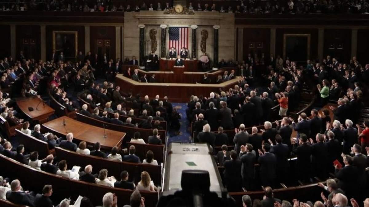 Конгресс США принял важный для Украины законопроект