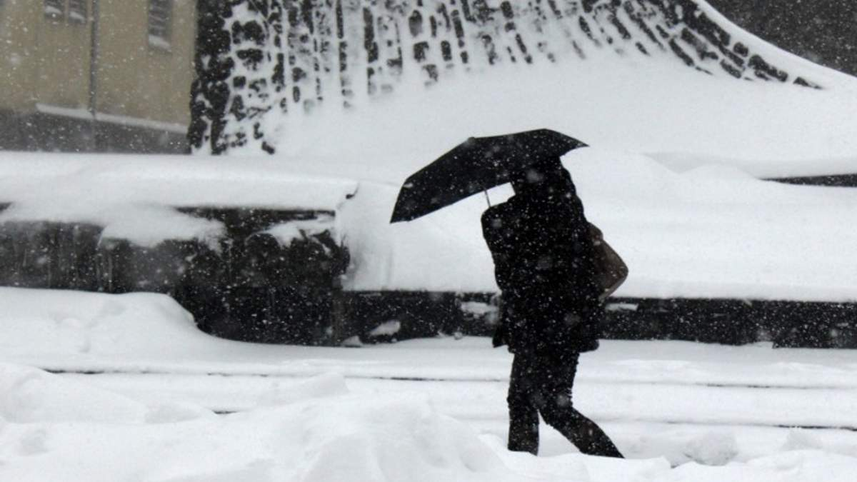 Прогноз погоди в Україні на 12 лютого