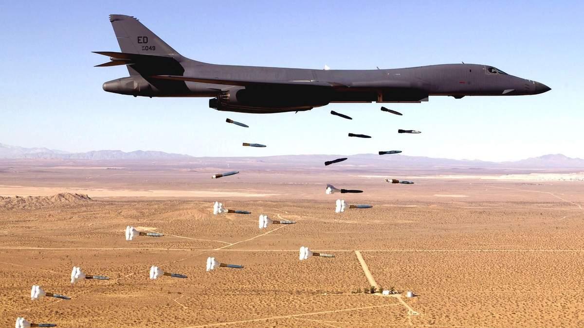 Международная коалиция во главе с США нанесла контрудар по войскам Асада в Сирии
