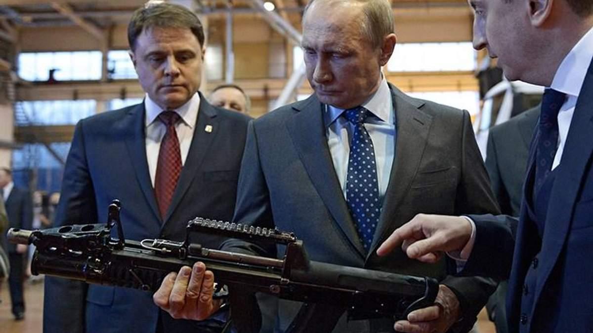 Путін вичікує і чекає провокацій з боку Заходу?