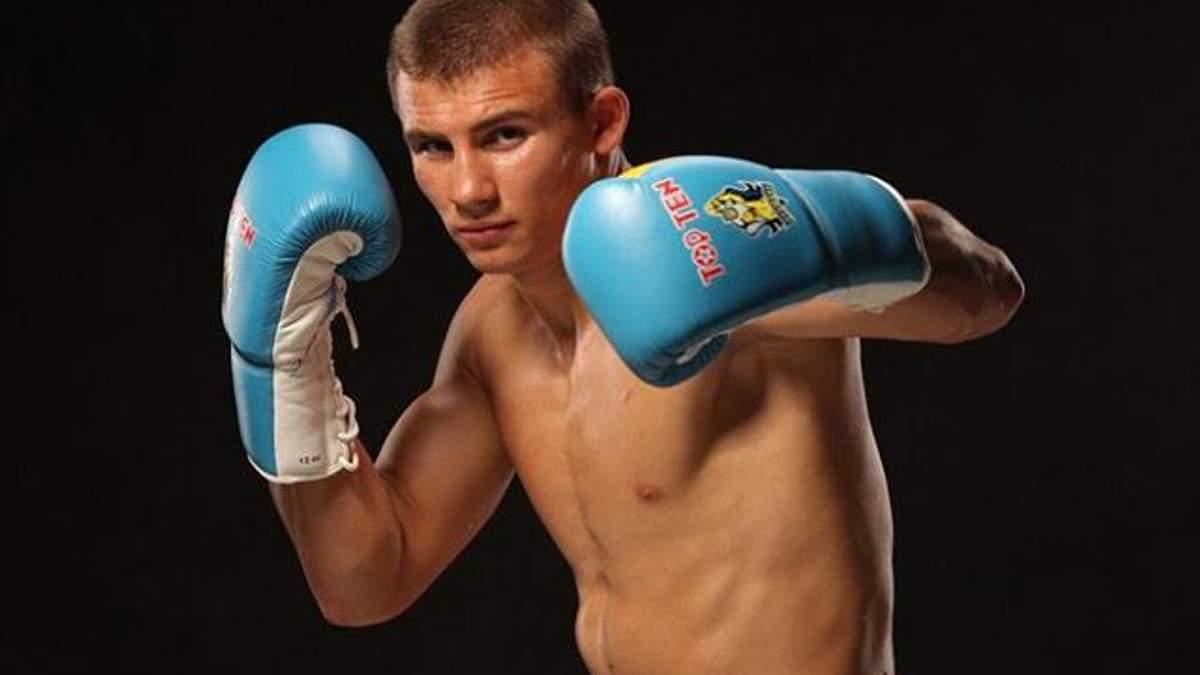 Найкращий боксер світу Олександр Хижняк