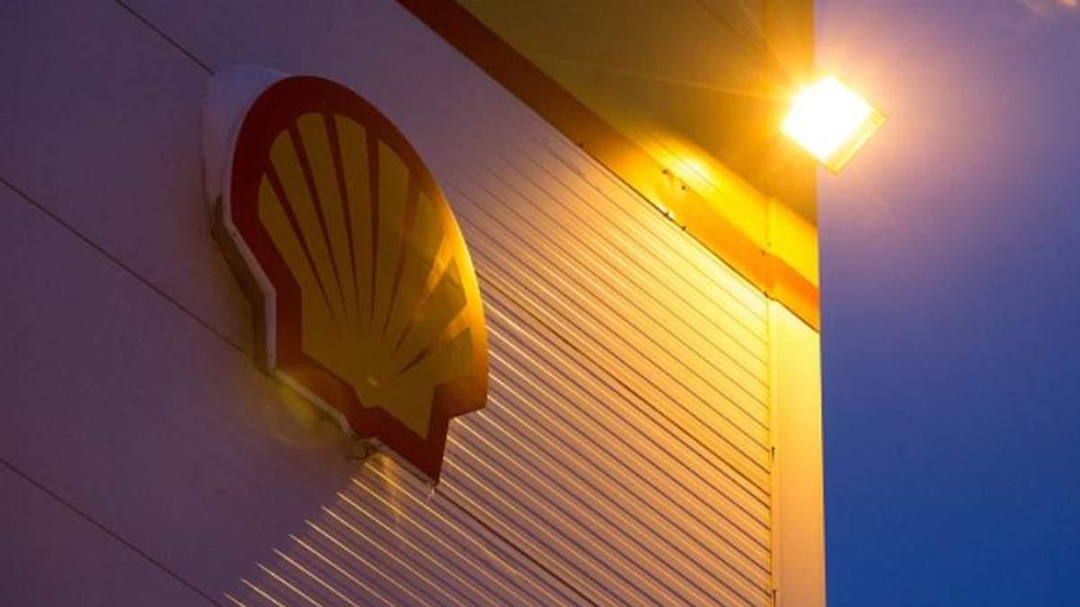 Shell не продає мастила в окупованому Криму