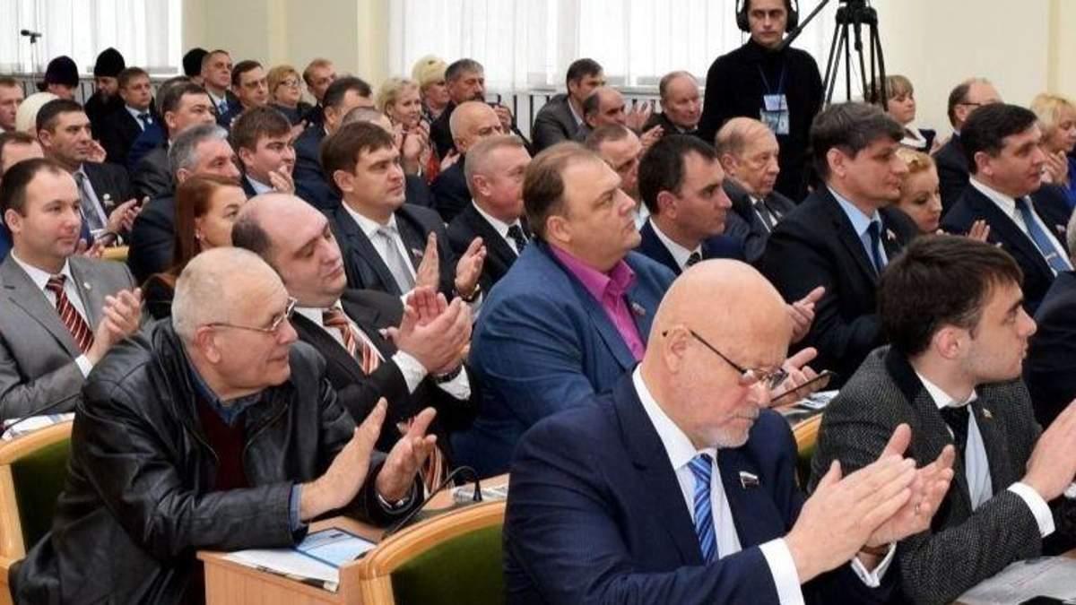 """""""Новые министры"""" в """"ЛНР"""""""