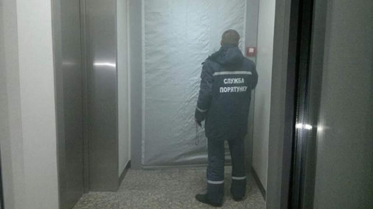 """В редакции издания """"Вести"""" сильное задымление, проводится эвакуация: фото"""