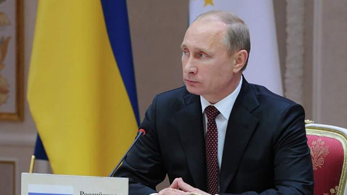Путин совершил шаг в отношении Украины, которого сам не ожидал, – народный артист России