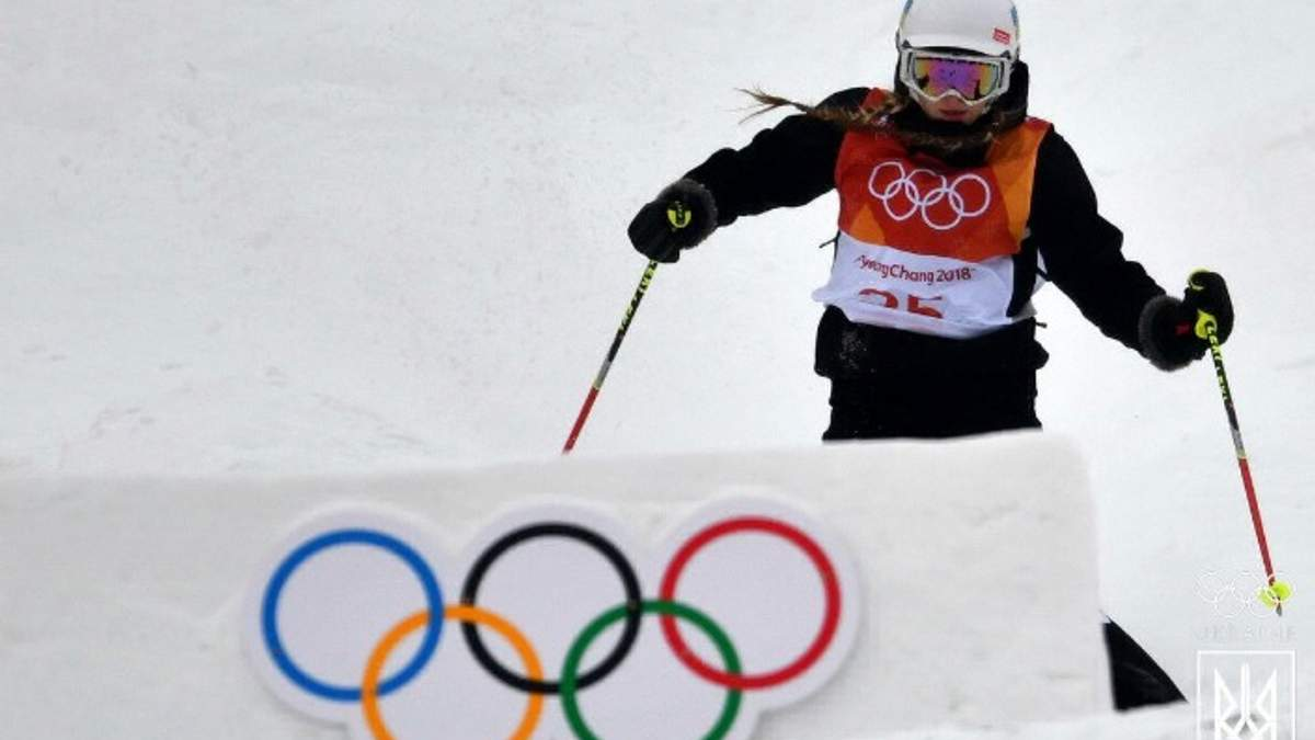Олімпіада-2018: перша українська спортсменка розпочала змагання