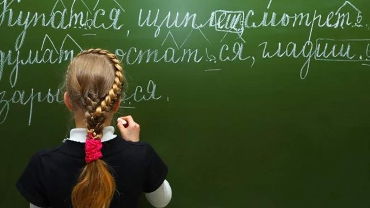 Украинцы обратились к Порошенко относительно запрета русского языка в школах