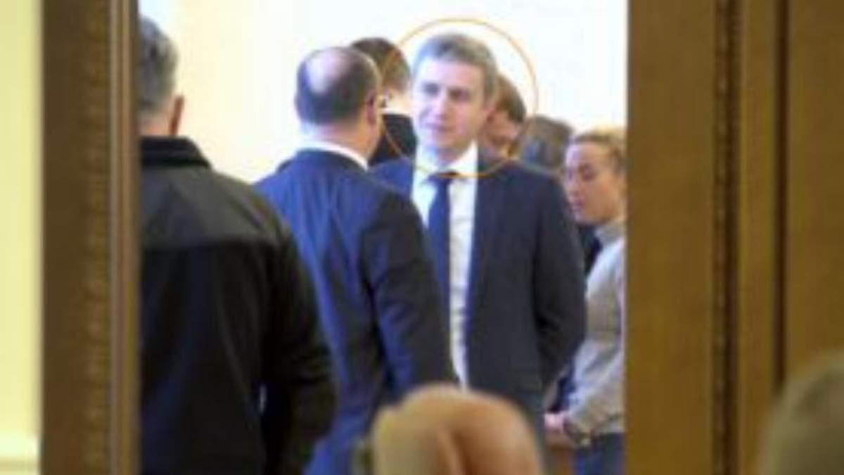 Заместитель государственного секретаря Кабинета министров Сергей Дехтяренко