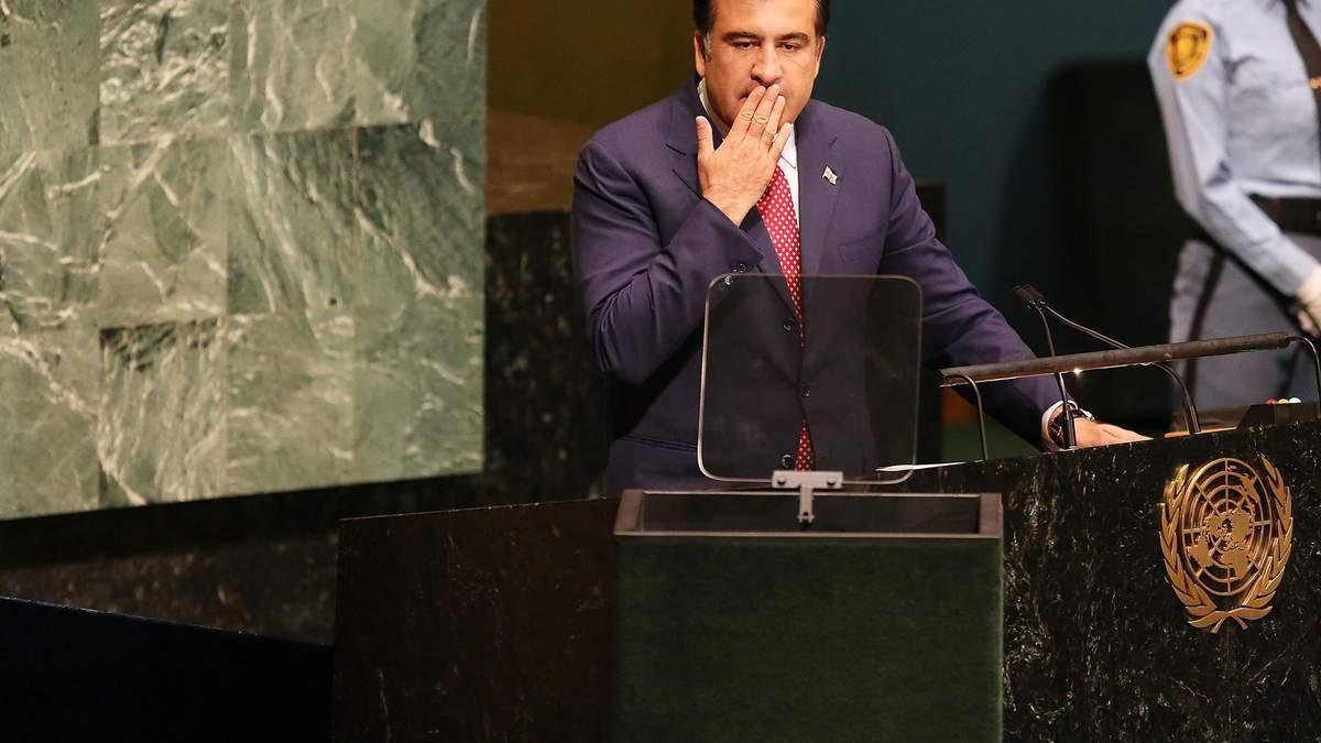Власти Украины планируют принудительно выдворить Саакашвили без решения суда: заявление адвоката