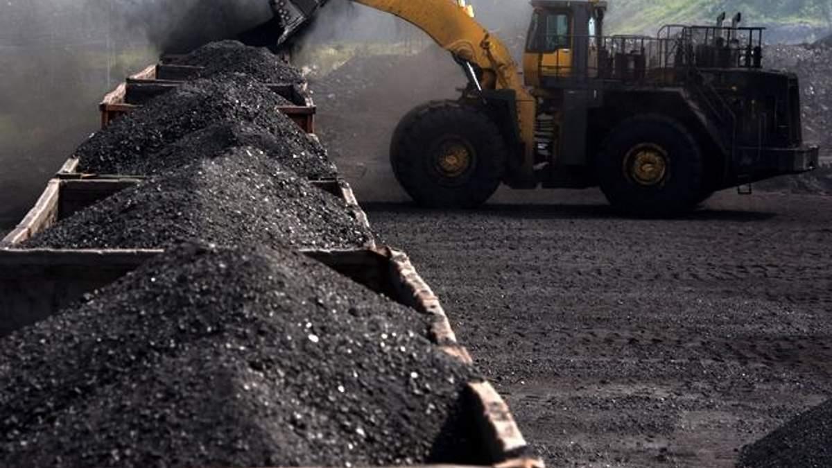 Контрабанда вугілля з Донбасу