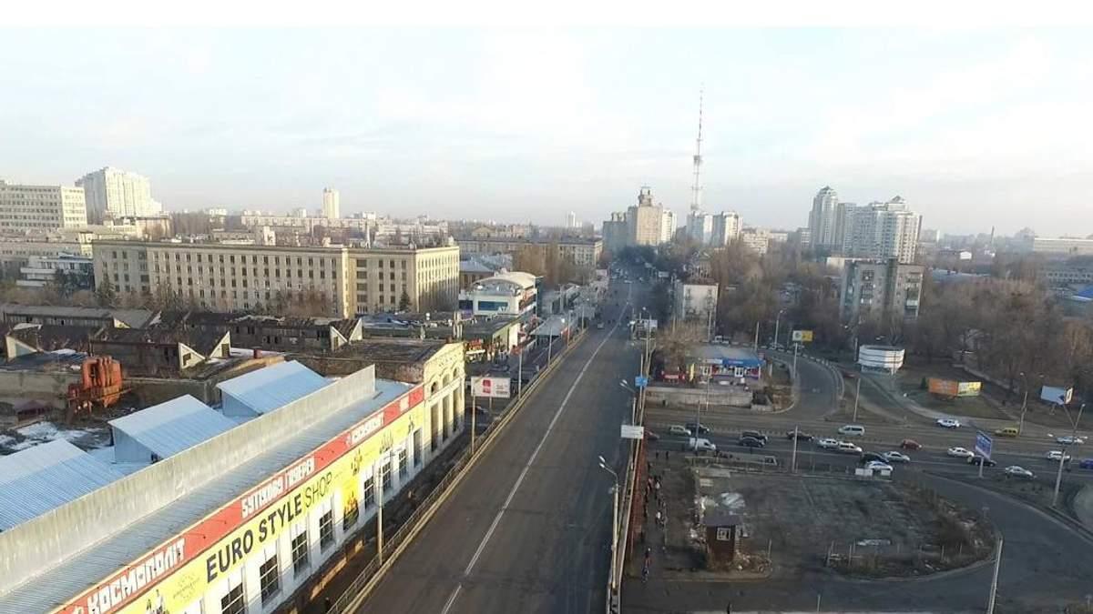 Шулявський міст у Києві